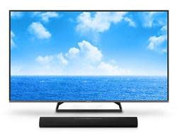"Panasonic 60"" 120Hz 1080p LCD HDTV w/ Soundbar for $950 + free shipping"