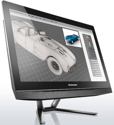 "Lenovo Haswell Core i5 1.9GHz 24"" Touch All-in-One PC for $799 + free shipping"