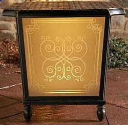 Agio Int'l Bella Luna Lighted Side Table w/ $22 Sears credit for $200 + pickup