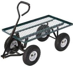 Farm & Ranch Steel Flatbed Utility Cart for $60 + free shipping