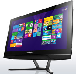 "Lenovo Haswell Core i5 1.9GHz 22"" All-in-One PC for $740 + free shipping"