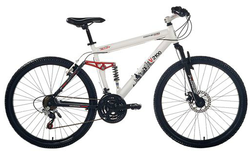"Genesis 26"" Men's V2100 Dual-Suspension Bike for $145 + free shipping"