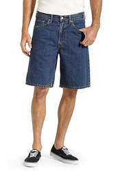 Levi's Men's 550 Relaxed Fit Shorts for $22 + pickup at Sears