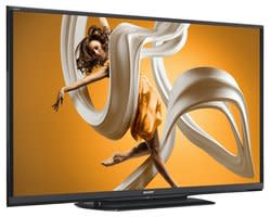 "Sharp 60"" 120Hz 1080p WiFi LED LCD Smart TV for $800 + free shipping"