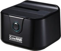 "Cineraid 2.5"" / 3.5"" USB 3.0 Hard Drive Dock for $20 + free shipping"