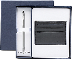 Cross Classic Century Leather Gift Set for $25 + free shipping