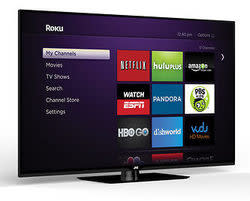 "JVC 65"" 1080p 120Hz LED LCD HDTV w/ Roku Stick from $900 + free shipping"