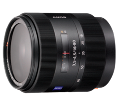 Refurb Sony Vario-Sonnar 16-80mm f/3.5-4.5 DT Lens for $703 + free shipping