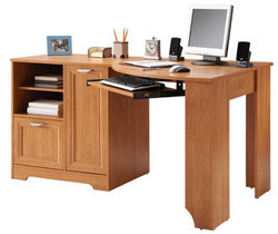 Realspace Magellan Collection Corner Desk for $100 + free shipping