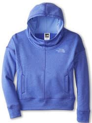 The North Face Girls' Marlowe Pullover Hoodie for $27 + free shipping