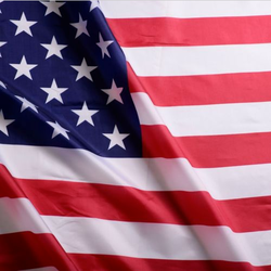 Jumbo 3x5-Foot Polyester American Flag for $3 + free shipping