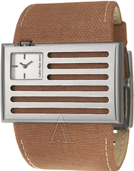 Calvin Klein Men's Banner Watch for $30 + free shipping