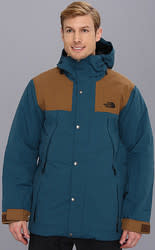 The North Face Men's El Monte Jacket from $160 + free shipping (updated)