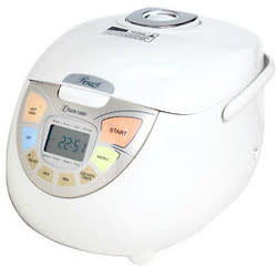 Rosewill 10-Cup Fuzzy Logic Rice Cooker for $60 + free shipping
