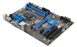 Intel Z87 LGA 1150 ATX Mobo w/ RAM for $80 after rebate + free shipping, more