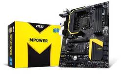 MSI Z87 MPOWER MAX AC Intel Mobo w/ 8GB RAM for $198 + free shipping