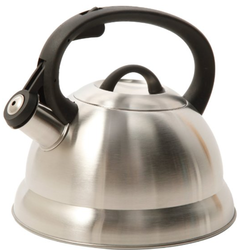Mr. Coffee Stainless Steel Whistling Tea Kettle for $10 + pickup at Walmart