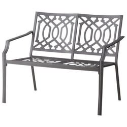 Threshold Harper Metal Patio Garden Bench for $147 + free shipping