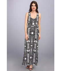 Calvin Klein Women's Printed Maxidress for $19 + free shipping
