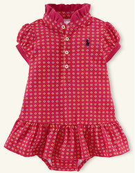 Ralph Lauren Sale: 25% off apparel for newborns to 24 months