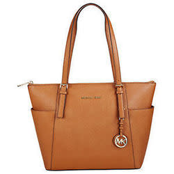 MICHAEL Michael Kors Small Jet Set Travel Tote for $140 + free shipping