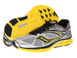 Saucony Men's Kinvara 4 Running Shoes for $38 + free shipping