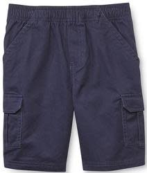 Toughskins Boys' Cargo Shorts for $4 + $6 s&h