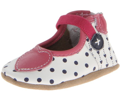 Robeez babies' and kids' shoes at Amazon from $10 + free shipping via Prime