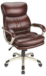 Realspace Broward High-Back Chair for $90 + free shipping