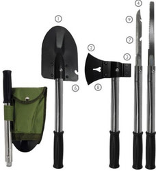 9-in-1 Ultimate Outdoor Tool for $14 + free shipping