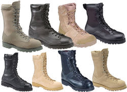 Matterhorn Men's or Women's Tactical Boots for $50 + free shipping