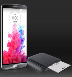LG G3 Battery & Charging Cradle for $0 after rebate w/ LG G3 smartphone