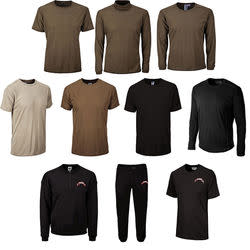 Insport by New Balance Men's Apparel for $15 + free shipping