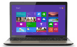 "Toshiba Haswell Core i7 2.5GHz 17"" 1080p Laptop for $1,000 + free shipping"