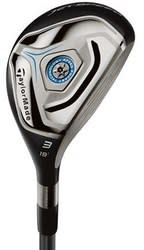 2 TaylorMade JetSpeed Rescue Hybrid Golf Clubs for $110 + free shipping