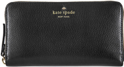 Kate Spade New York Cobble Hill Leather Wallet for $100 + free shipping