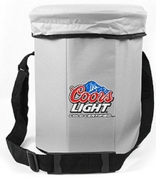 Coors Light Collapsible Cooler Seat for $10 + $5 s&h