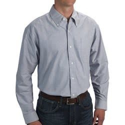 Men's Woven Cotton Oxford Shirt for $10 + Free Shipping