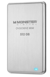 Monster Digital 512GB USB 3.0 External SSD for $299 + free shipping