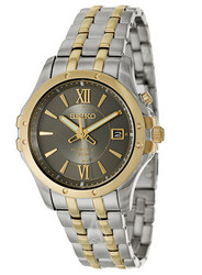 Seiko Men's Kinetic Watch for $119 + free shipping