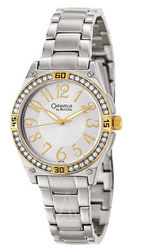 Caravelle Women's Crystal Watch for $39 + free shipping