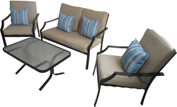 Strathwood Brentwood 4pc All-Weather Furniture Set for $149 + free shipping