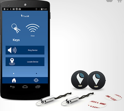 Stickr Trackr 2-Pack for Mobile Devices for $30 + free shipping