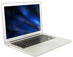 "Used Apple MacBook Air i5 Dual 13"" w/ 128GB SSD for $649 + free shipping"