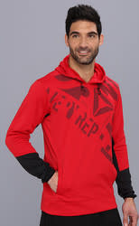 Reebok Men's Graphic Hoodie for $20 + free shipping