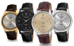Akribos XXIV Men's Analog Watches for $40 + free shipping