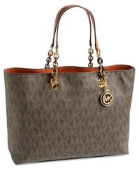 Michael Kors Large Cynthia Tote for $253 + free shipping
