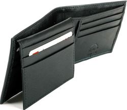 Alpine Swiss Men's Basic Bifold Wallet for $10 + free shipping