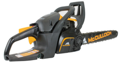 "McCulloch 16"" 34cc Gas Powered Chainsaw for $91 + free shipping"