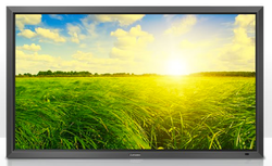 "Mitsubishi 55"" 1080p LED LCD Display for $600 + $169 s&h"